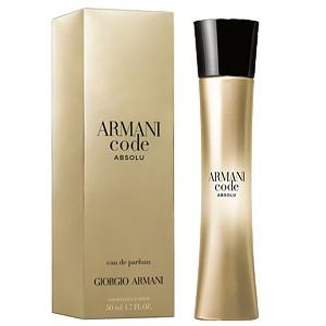 Giorgio Armani Code Absolu EDP 30 ml pentru femei