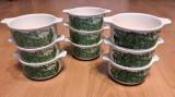 Boluri - supa / salata - portelan Englezesc - Eit England - 9 persoane