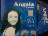 Angela similea anii 70 vol 1 cd disc muzica pop usoara slagare felicia ovo music