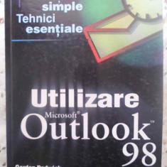 UTILIZARE MICROSOFT OUTLOOK 98 - GORDON PADWICK