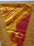 Fanion fotbal - GALATASARAY ISTANBUL (Turcia)