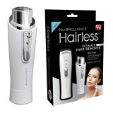 Epilator Facial Portabil, HairLess Titanium