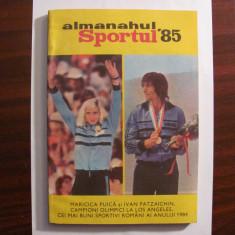 CY - Almanahul Sportul 1985