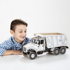 Joc creativ Copii Have Fun 3D Sand Truck