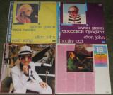 vinyl/vinil LP Elton John ,7 discuri inclusiv Best off preturi in anunt