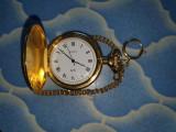 Ceas de buzunar ,made in Germany,marca WE, mecanism pe quartz, stare foarte buna