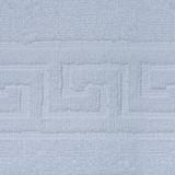 Prosop de fata Bianca Cu Model Grecesc alb 50×90 cm