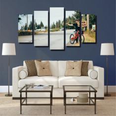Tablou canvas pe panza sport 6 - KM-CM5-SRT6