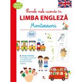 Montessori. Primele mele cuvinte in limba engleza | Delphine Urvoy