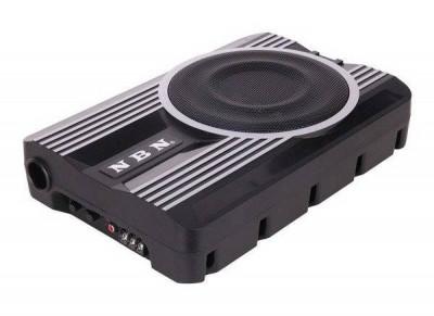 Subwoofer compact cu amplificator incorporat putere 300w foto
