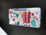Husa Samsung Galaxy A3, carcasa protectie silicon spate, model desen