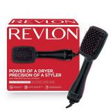 Cumpara ieftin Perie electrica de par Revlon One-Step Hair Dryer & Styler, 2 trepte, cablu rotativ, ionizare, maner ergonomic