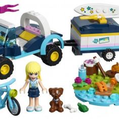 Lego Vehiculul Cu Remorcäƒ Al Stephaniei