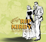 Rip Kirby, Volume 2: The First Modern Detective Complete Comic Strips 1948-1951