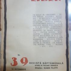 Cuvântul liber, Nr. 39, 18 octombrie 1924