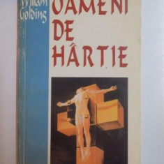 OAMENI DE HARTIE WILLIAM GOLDING