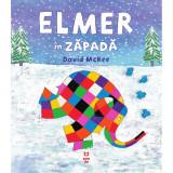 Elmer in zapada, David Mckee