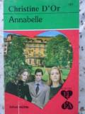 ANNABELLE-CHRISTINE D'OR