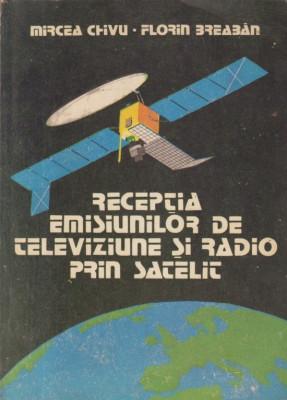 Receptia emisiunilor de televiziune si radio prin satelit foto