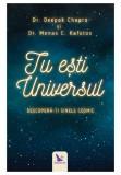 Tu esti Universul. Descopera-ti sinele cosmic