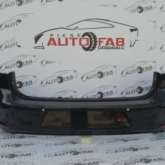 Bară spate Volkswagen Golf 7 Hatchback an 2013-2017 cu găuri pentru Parktronic și camere