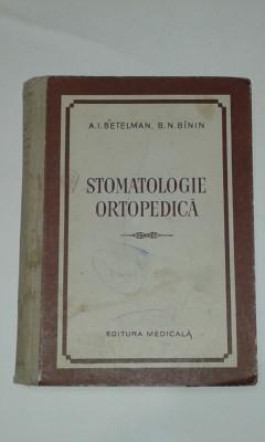 A.I.BETELMAN - STOMATOLOGIE ORTOPEDICA foto