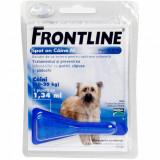 Frontline Spot On Caine M (10-20 kg) - 1 Pipeta Antiparazitara