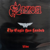 Saxon Eagle Has Handed LP reissue (vinyl)