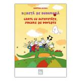 Bobiță și Buburuză - Carte cu activități, jocuri și povești nr. 4