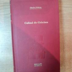 COLIND DE CRACIUN de CHARLES DICKENS , EDITURA ADEVARUL