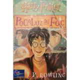 Harry Potter: Pocalul de Foc (Ed. Egmont) - J. K. Rowling