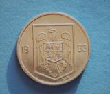 10 lei 1993, România