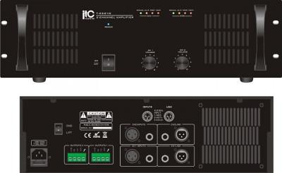 Amplificator de putere cu 2 canale, 2×240W,T-2S240 foto