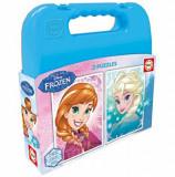 Cumpara ieftin Puzzle Frozen Case, 2 x 20 piese, Educa