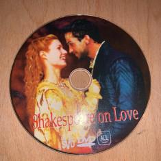 FILM DVD - Shakespeare in love, Romana