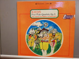 Haydn – Four Flute Quartets op 5 (1966/Turnabout/USA) - VINIL/NM+, emi records