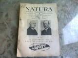 REVISTA NATURA NR.10/1933
