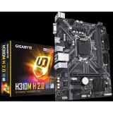 Placa de baza H310M H 2.0 Intel LGA1151 mATX, Gigabyte
