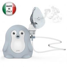Aparat aerosoli cu piston Pinguin A1500 Emed for Your BabyKids