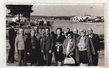 Bnk foto - Bacul Cibin in portul Oltenita - 1967, Alb-Negru, Transporturi, Romania de la 1950