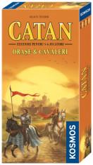 Colonistii din Catan - Orase si cavaleri (extensie 5-6 jucatori) PlayLearn Toys foto