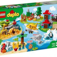 LEGO Duplo - Animalele lumii 10907