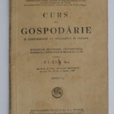Curs de gospodarie - Maria General Dobrescu (pentru clasa a II-a)