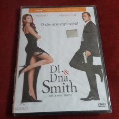 FILM DVD DL & DNA SMITH, Romana