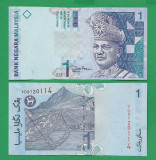 = MALAYSIA - 1 RINGGIT - 2000 - UNC =