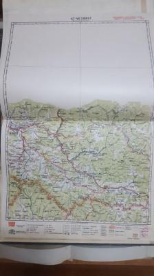 Harta Sighet, Slătioara, Oncești, Ungureni, Munții Rodnei, 1928 foto
