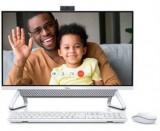 All In One PC Dell Inspiron 7700 AIO, Procesor Intel Core I7-1165G7, FHD, 8GB, 512GB SSD + 1TB HDD, Windows 10 Pro (Argintiu)