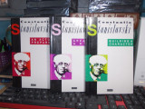 STANISLAVSKI - BUILDING A CHARACTER+CREATING A ROLE+AN ACTOR PREPARES,( 3 VOL. )