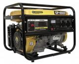 GENERATOR CURENT ELECTRIC - GP-6500 - BENZINA MONOFAZAT - 5500 W, Generatoare uz general
