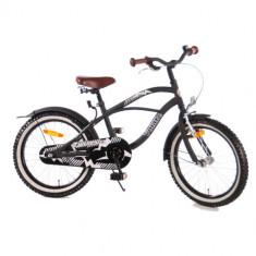 Bicicleta Black Cruiser 18 inch